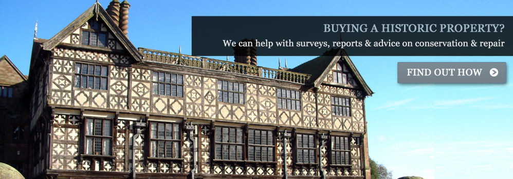 Buying A Historic Property We're Here To Help!